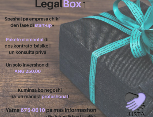 LegalBox↑ – het pakket voor de startende ondernemer