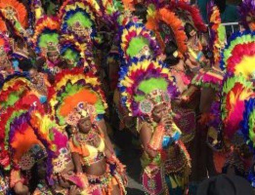 Karnaval ta tras di lomba…